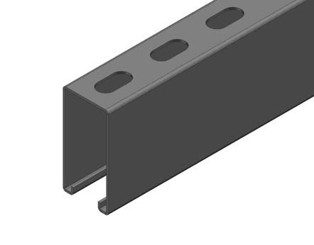 BS8000T 冲孔C型钢