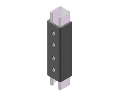 B1377 专用四孔连接片