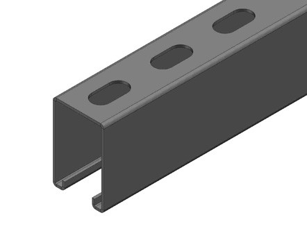 BS5500T 冲孔C型钢