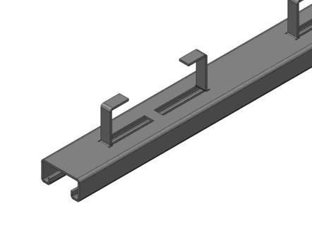 BS3000C1 C型钢预埋件