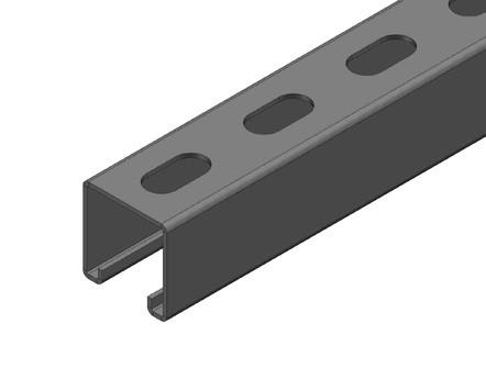 BS1000T 冲孔C型钢