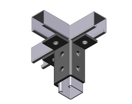 B2228 九孔双边连接片
