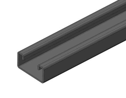 BS3300 不冲孔C型钢