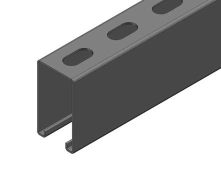 BS7000T 冲孔C型钢