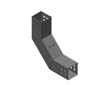 BT1-IR 槽式桥架内爬升