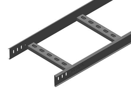 NEMA 12B/16A/20B/20C 梯式桥架直通