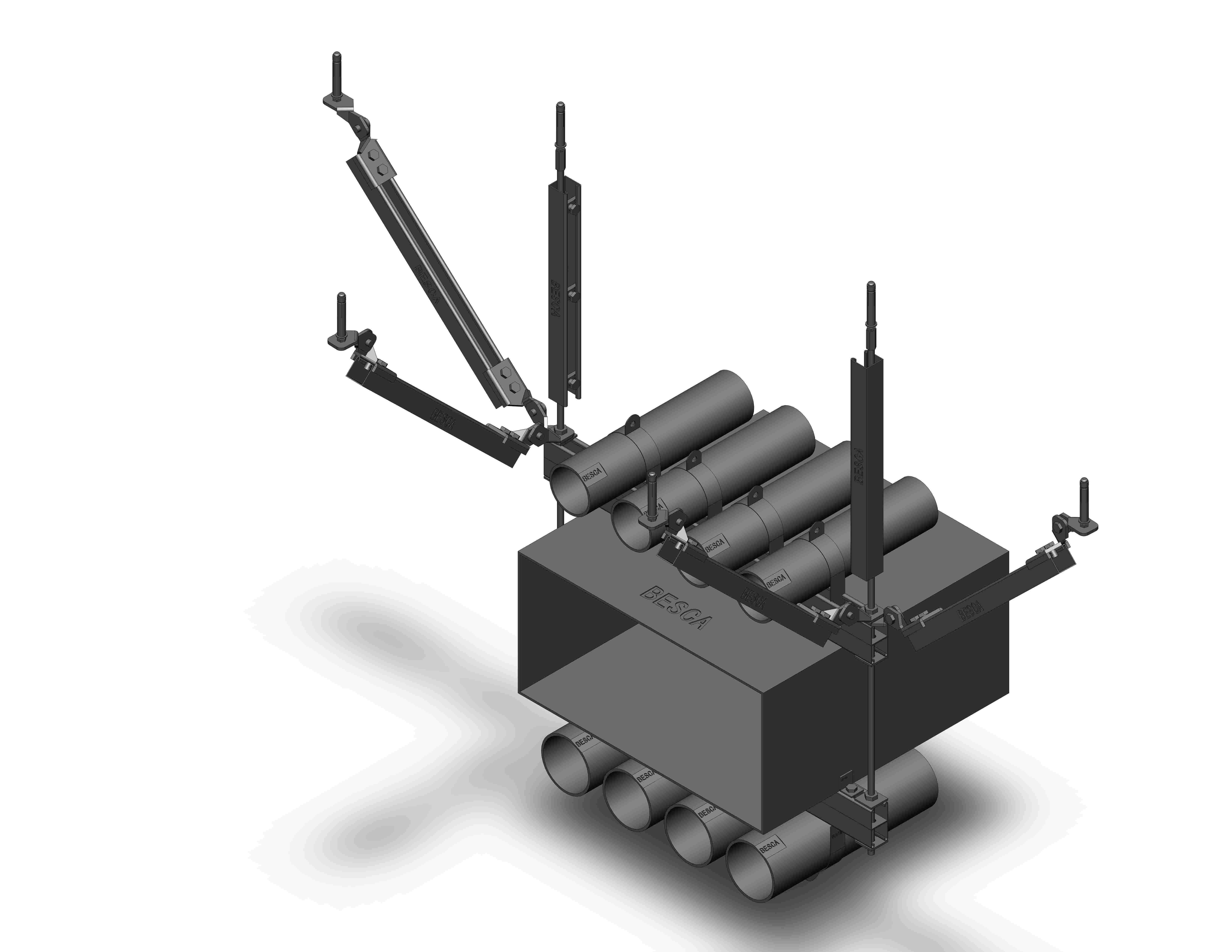 机电抗震支架设计说明