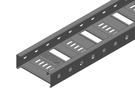 BC4-新款轻型重载托盘桥架